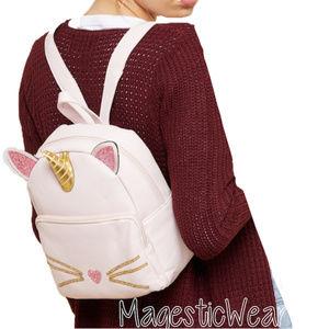 Handbags - 🍍 Cat unicorn Backpack Super Cute Bag Purse Kitty